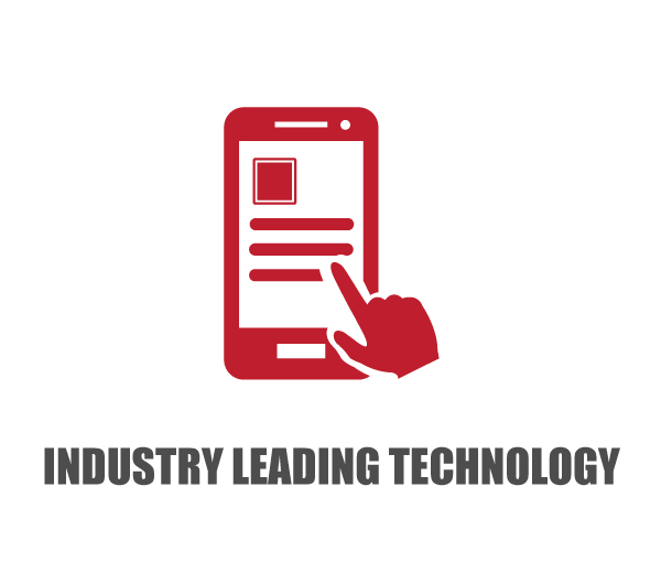 industry leading technology