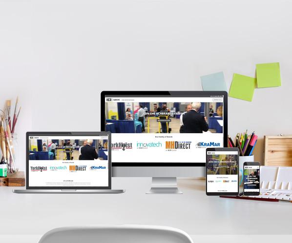 hcrbrands responsive websites