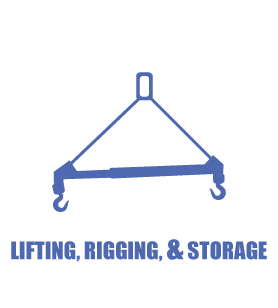 Lifting Rigging & Storage Inspection Packages