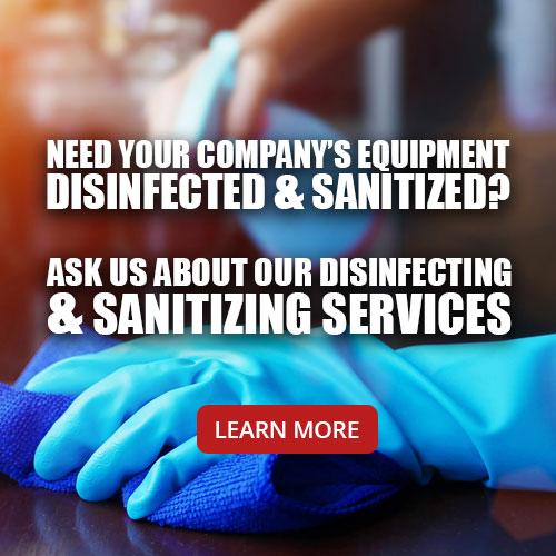 sanitation ad