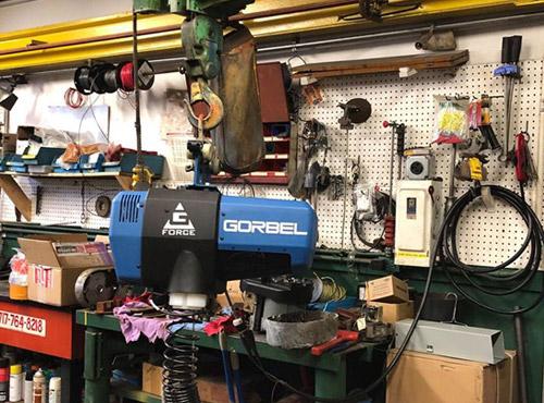 Shop Repairs