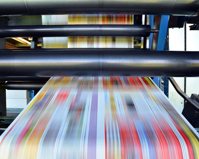 Advertising Printing Press