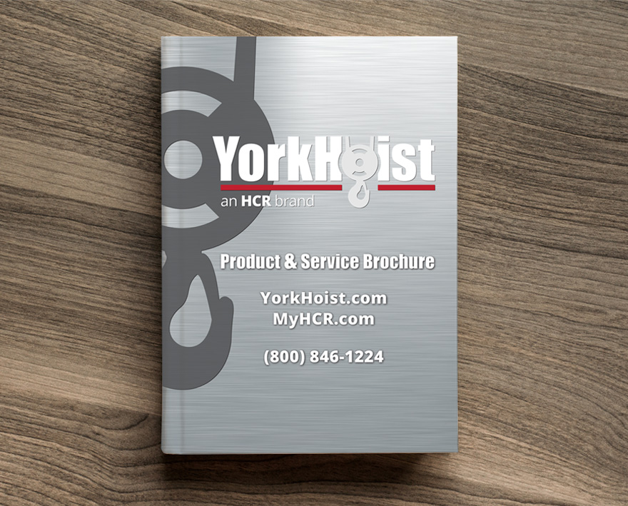 YorkHoist Product & Services Brochure