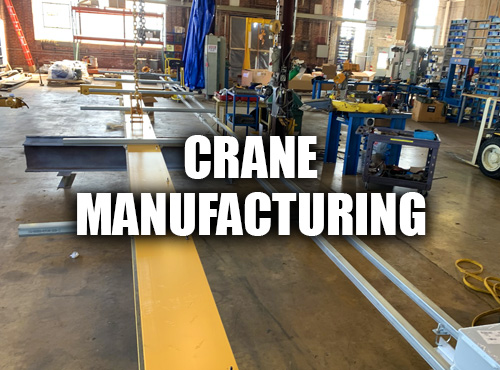 Manufacturing Custom Cranes At YorkHoist