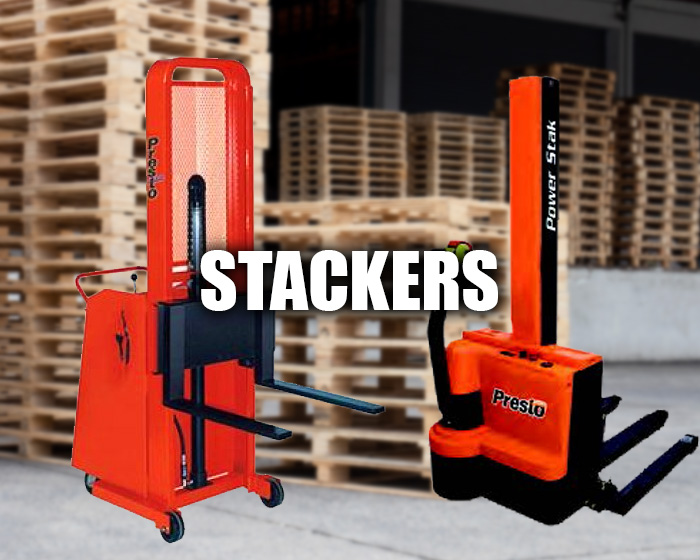 Presto Stackers