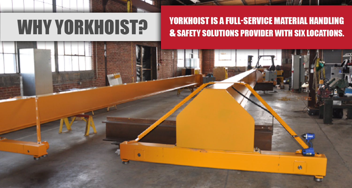 Yorkhoist Manufacturing Facility