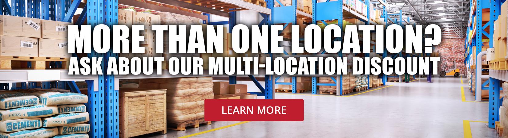 Multi-location Discount Ad