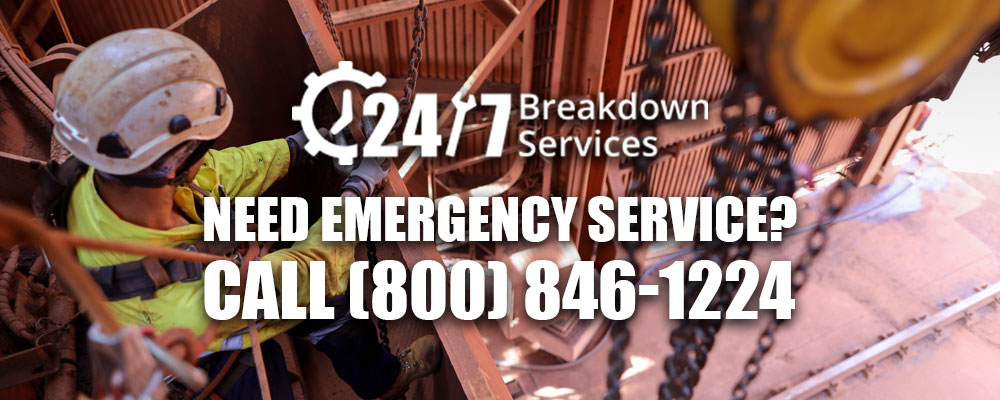24/7 Breakdown Services
