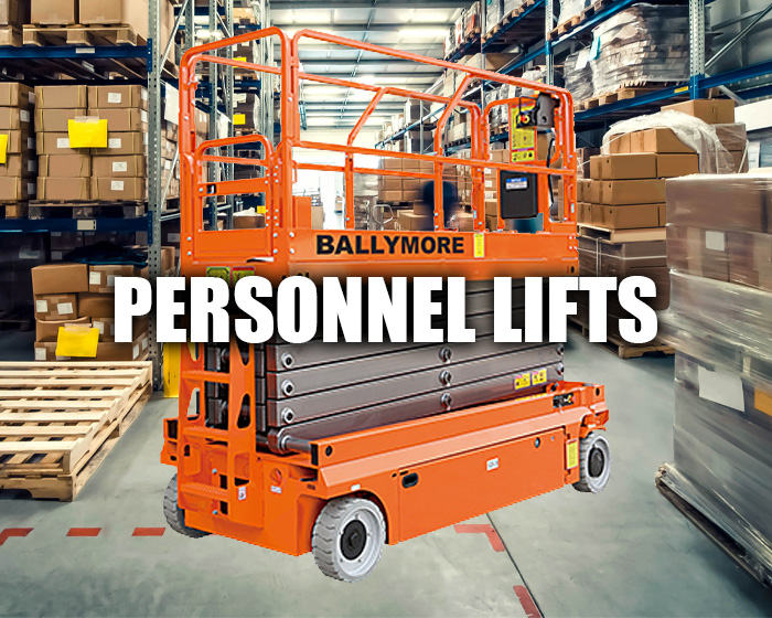 Ballymore Personnel Lift