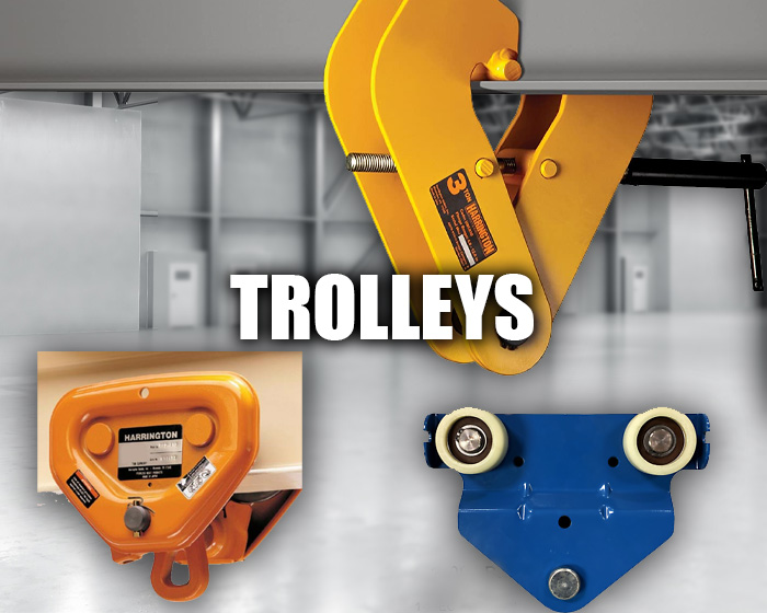 Various Trolley Products