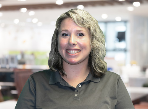 Kayla Steele, Corporate Office Manager