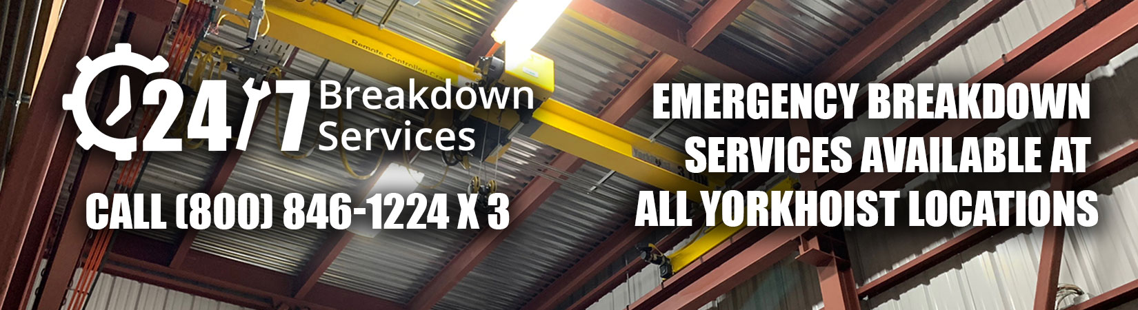 24/7 Breakdown Services Ad