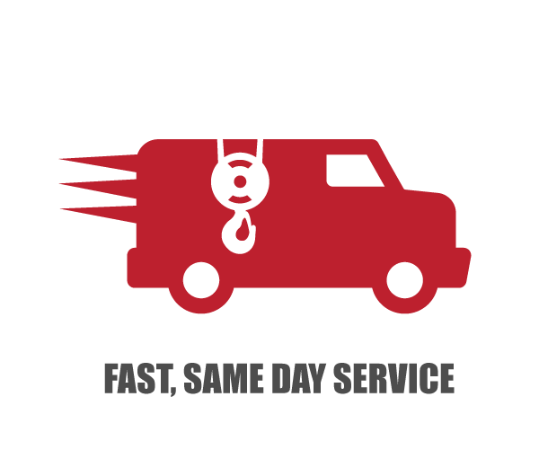 fast same day service